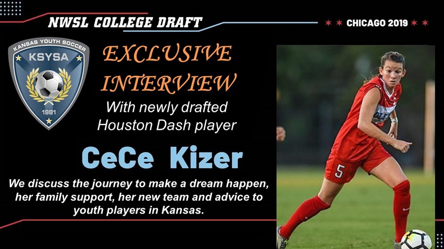Exclusive Interview with CeCe Kizer